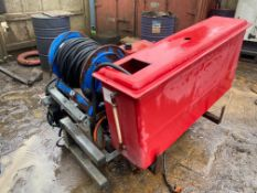 NIXON 40 HIGH POWERED WATER DRAIN JETTER, SOLD AS SPARES AND REPAIRS *PLUS VAT*