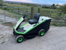 2016 ETESIA HYDRO 80 RIDE ON MOWER, RUNS DRIVES AND CUTS, HYDROSTATIC *PLUS VAT*