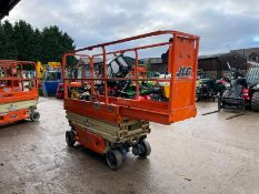 2016 JLG 1930ES ELECTRIC SCISSOR LIFT, RUNS AND DRIVES, LOW 203 HOURS *PLUS VAT*