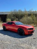 2012 CHEVROLET CAMARO 3.6 V6 RS BLACK AUTO AMERICAN MUSCLE, 65,000KM *PLUS VAT*