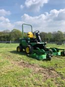 JOHN DEERE 1545 RIDE ON LAWN MOWER, YEAR 2008, RUNS, DRIVES AND CUTS *PLUS VAT*