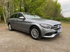 2015 MERCEDES-BENZ C200 D SE EXECUTIVE SILVER ESTATE, 1.6 DIESEL ENGINE, 107K MILES *PLUS VAT*