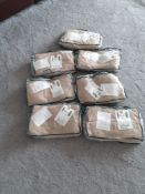 Brand new 7 sets Land Rover Range Rover P38 seat covers, New old stock *NO VAT*