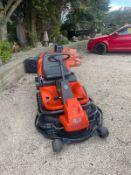 Husqvarna Rider 13AWD Ride On Mower, Runs Drives And Cuts, 4WD, Hydrostatic, Pivot Steered *NO VAT*