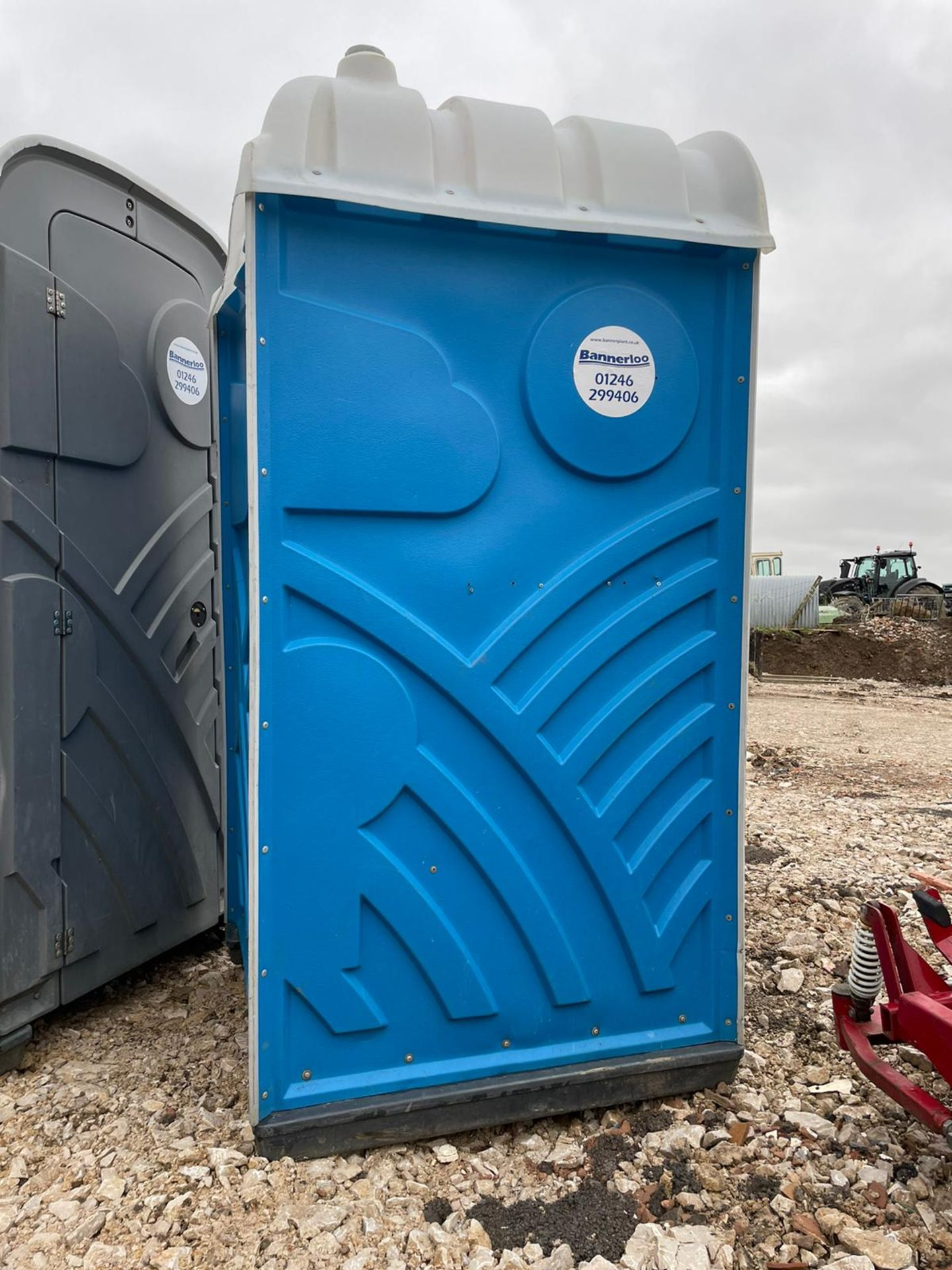 PORTALOO TOILET BLOCK *PLUS VAT* - Image 2 of 4