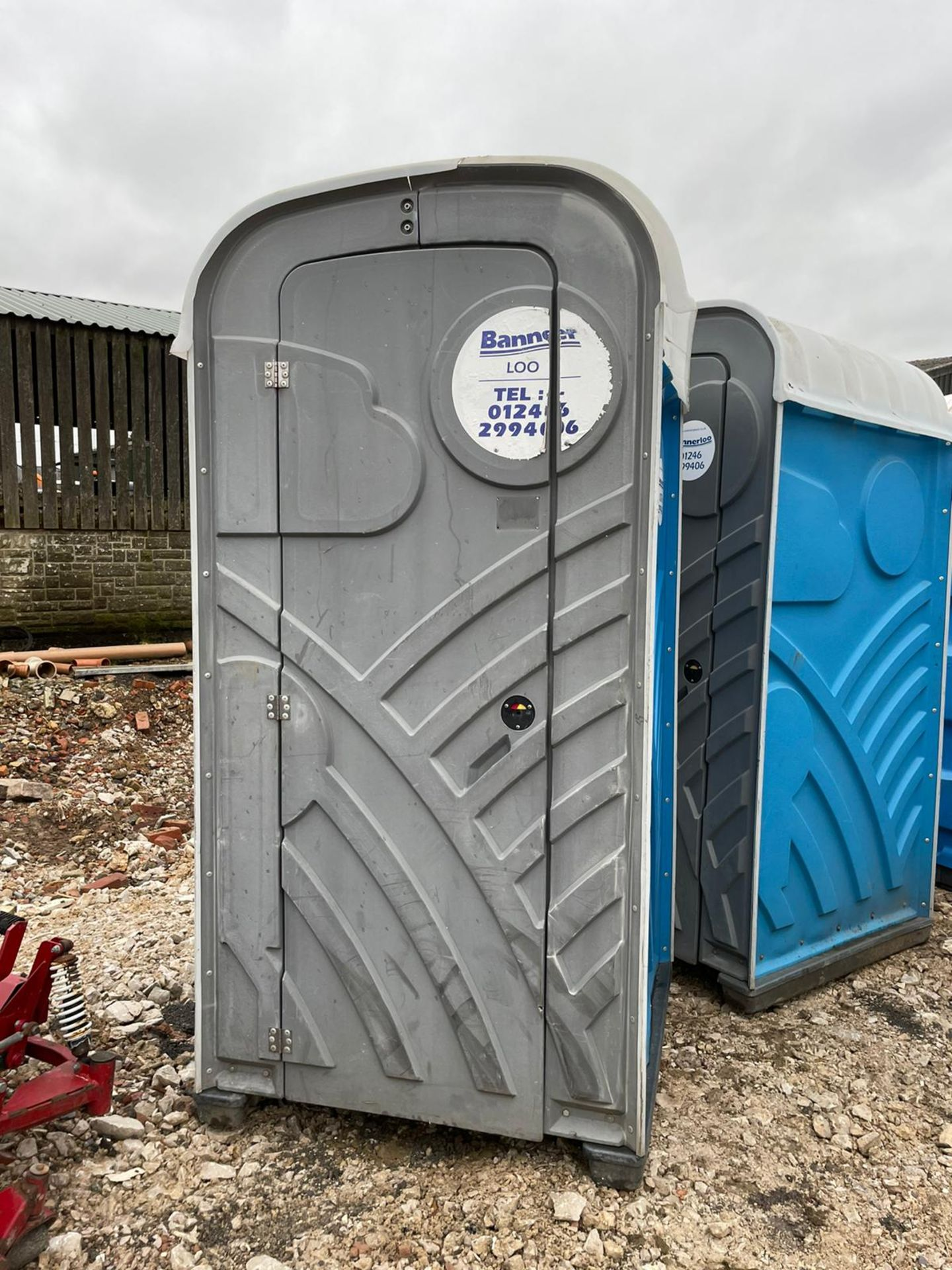 PORTALOO TOILET BLOCK *PLUS VAT* - Image 3 of 4