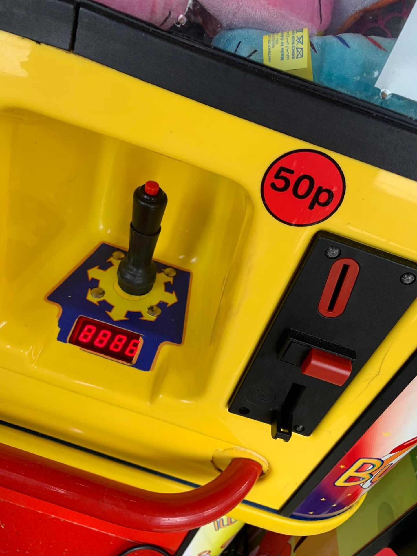 Buy Illusion Arcade Claw Machine, In Working Order *Plus Vat* - Image 3 of 6
