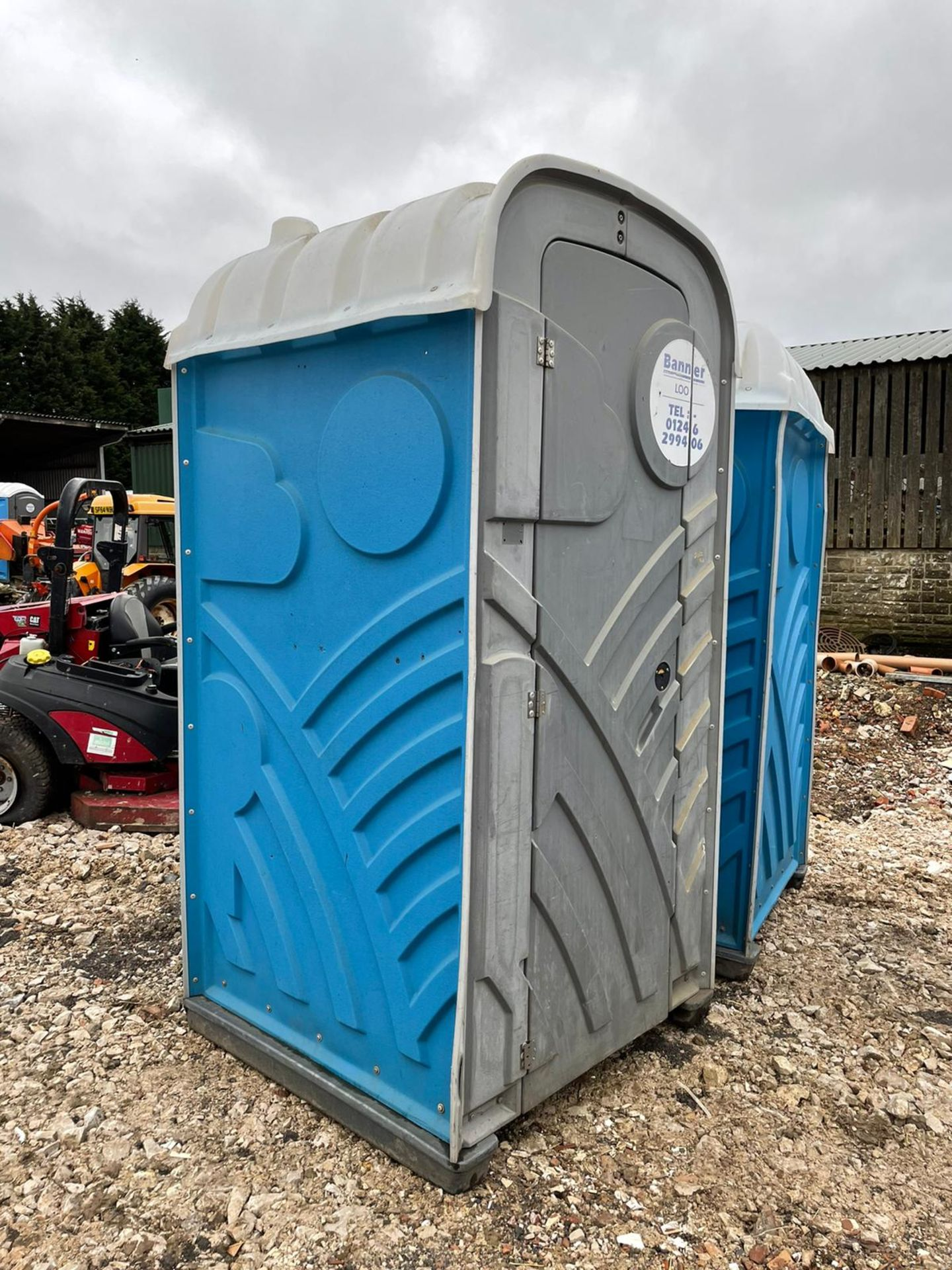 PORTALOO TOILET BLOCK *PLUS VAT* - Image 4 of 4