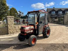 KUBOTA B2150 COMPACT TRACTOR, RUNS AND DRIVES, 3 POINT LINKAGE, 23HP, HYDROSTATIC *PLUS VAT*