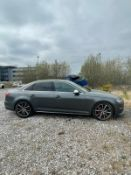 2018 AUDI S4 TFSI QUATTRO AUTO, GREY 4 DOOR SALOON, 3.0 PETROL ENGINE *PLUS VAT*