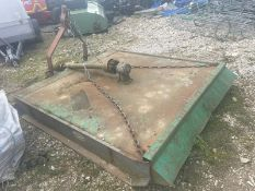 SUIRE 6FT TOPPER, IN WORKING ORDER, PTO IS INCLUDED, SUITABLE FOR 3 POINT LINKAGE *PLUS VAT*