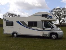 2012 BAILEY APPROACH 760 SE LUXURY 6 BERTH MOTORHOME £10K OF EXTRAS, 30,000 MILES FROM NEW