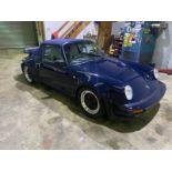 1989 CARRERA SUPER SPORT CABRIOLET, 110K MILES, 5 LITRE PETROL ENGINE