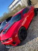 2014 CHEVROLET COMARO GENUINE ZL1 WITH NOVA, 55.000KM, 850BHP, WIDE DISPLAY INTERIOR *PLUS VAT*