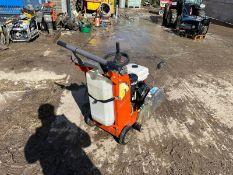 2015 HUSQVARNA FS400LV FLOOR SAW, RUNS AND WORKS, HONDA GX390 ENGINE *NO VAT*
