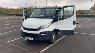 2018 (18) IVECO DAILY RECOVERY TRUCK CAR TRANSPORTER, 64,500 WARRANTED MILES, 1750KG PLAYLOAD