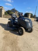 MOUNTFIELD T38M-SD RIDE ON LAWN MOWER, BRAND NEW BATTERY *NO VAT*