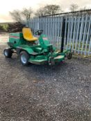 RANSOMES FRONTLINE 728D 4 WHEEL DRIVE DIESEL ROTARY MOWER OUTFRONT DECK 4WD *PLUS VAT*