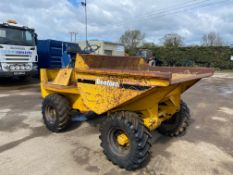 BENFORD 2.5TON DUMPER, LISTER TS2 ELECTRIC START ENGINE, 4X4, NICE ORIGINAL CONDITION *PLUS VAT*