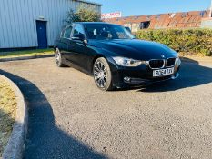 2014 BMW 320D BUSINESS EFFICIENTDYNAMICS, 4 DOOR SALOON, 2.0 DIESEL ENGINE, FULL SERVICE *NO VAT*