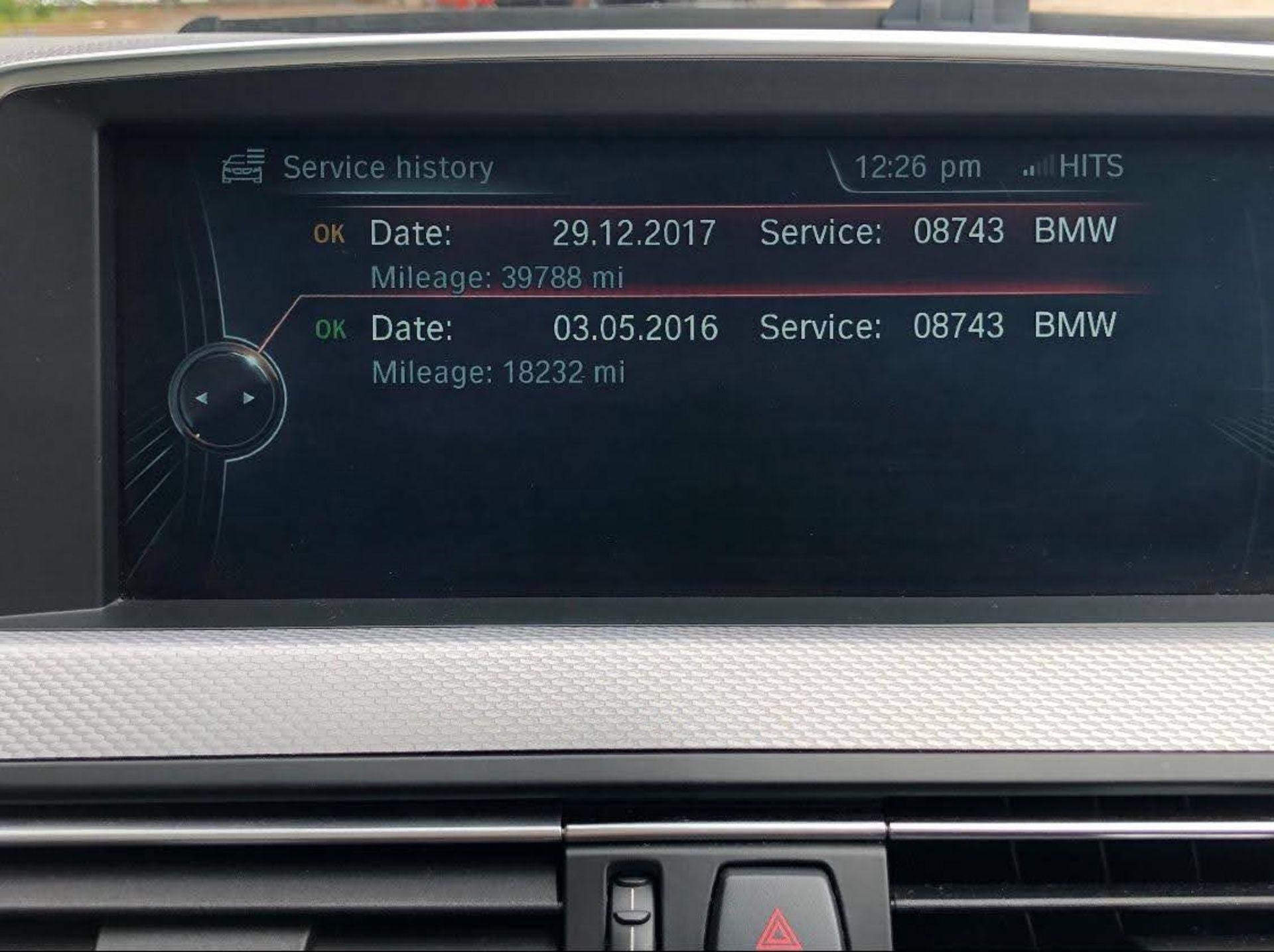 2014/14 REG BMW 640D M SPORT AUTOMATIC 3.0 DIESEL BLACK CONVERTIBLE *NO VAT* - Image 16 of 17
