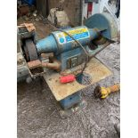 3 PHASE GRINDER, UNTESTED *PLUS VAT*
