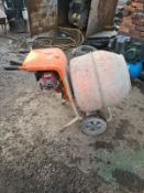 BELLE CEMENT MIXER 2009, WORKING ORDER *NO VAT*