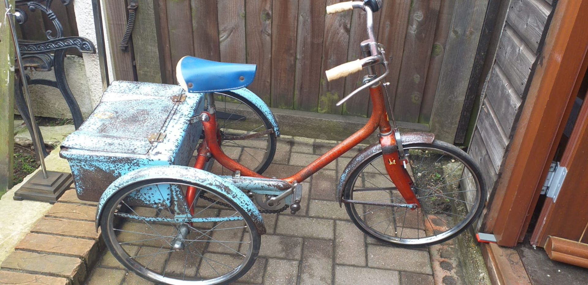 CHILDS TRICYCLE *NO VAT*