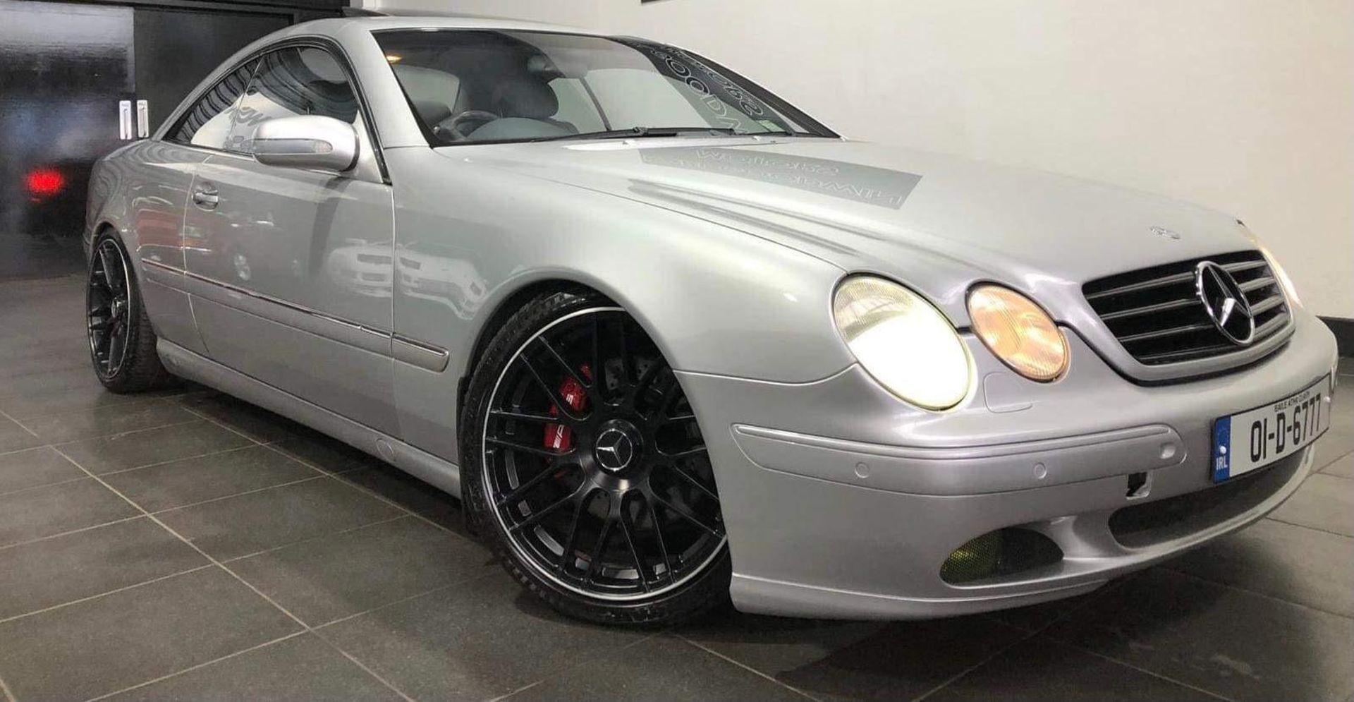 2001 Mercedes-Benz CL500 CLASS, SPORT, SOUTHERN REG, TOP SPEC, NO VAT - Image 2 of 10