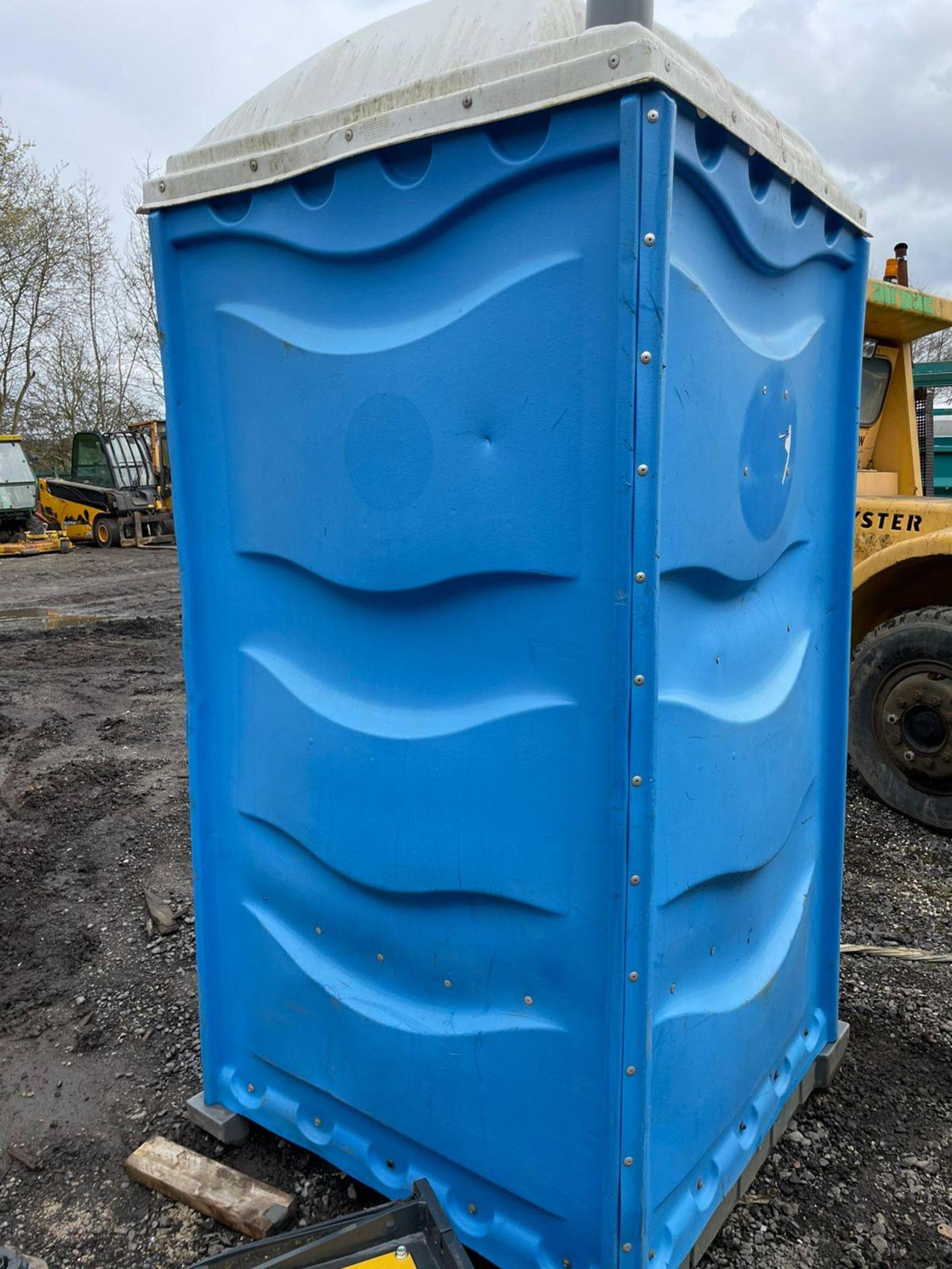 Portaloo Toilet Block, Door Is Bent, plus VAT - Image 2 of 4