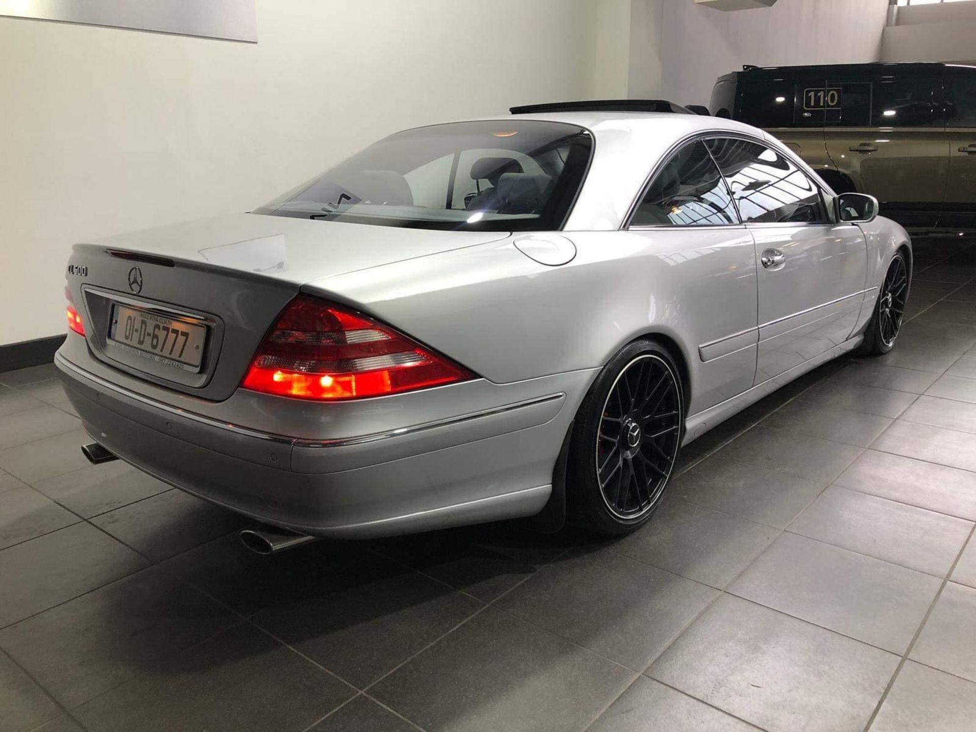 2001 Mercedes-Benz CL500 CLASS, SPORT, SOUTHERN REG, TOP SPEC, NO VAT - Image 3 of 10