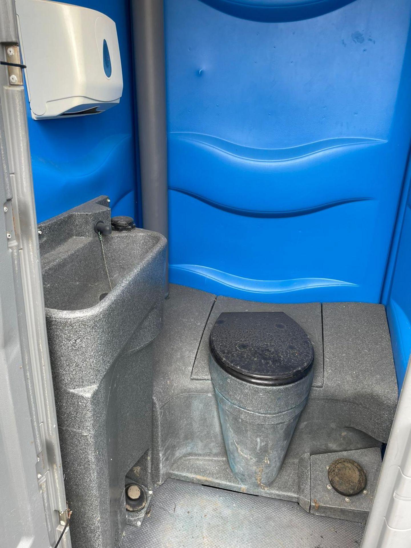 Portaloo Toilet Block, Door Is Bent, plus VAT - Image 4 of 4