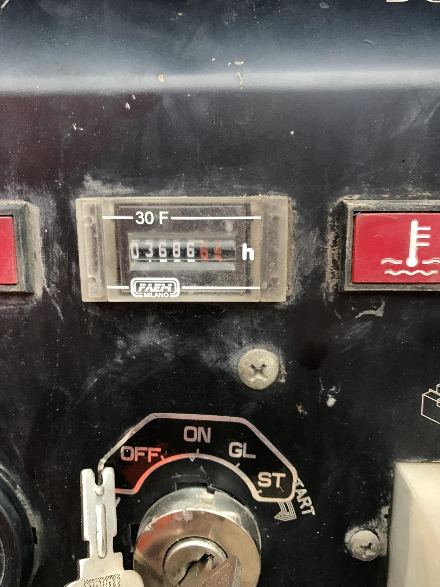 DS - VT1 LIGHTING TOWER / GENERATOR - DIESEL ENGINE DRIVEN *PLUS VAT*  SUPER LIGHT VT 1 STARTS - Image 5 of 6