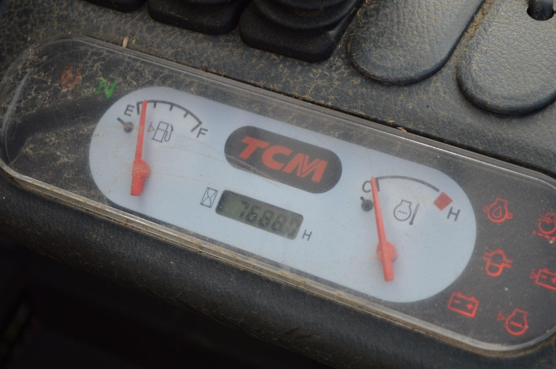 2007 TCM FD25T3 FORKLIFT, 2500KG RATED CAPACITY *PLUS VAT* - Image 7 of 8