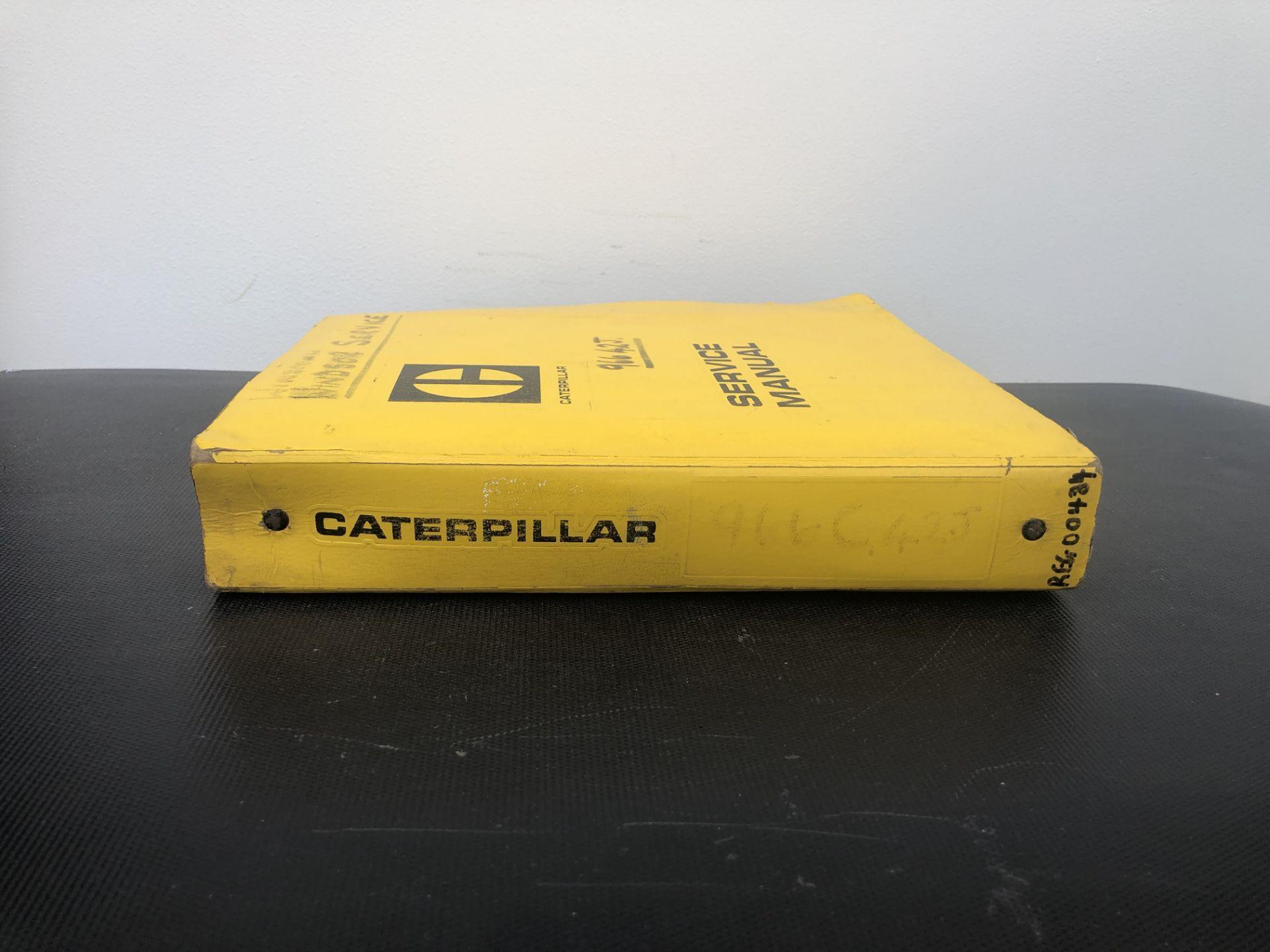 CATERPILLAR CB214C CB224C SERVICE MANUAL, GENUINE FACTORY CAT WORKSHOP MANUAL