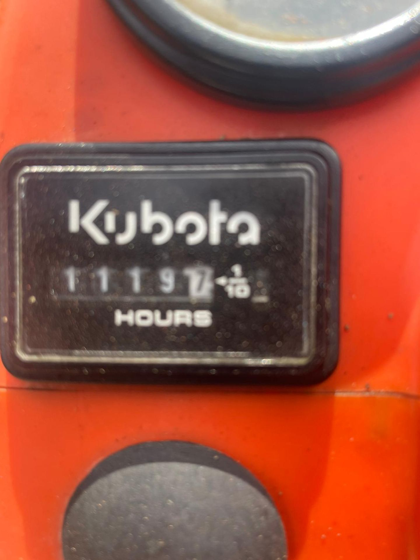 2011 KUBOTA F3680 OUT FRONT RIDE ON LAWN MOWER HIGH TIP COLLECTOR, 4 WHEEL DRIVE, PLUS VAT - Image 7 of 7