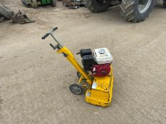 SPE DFG400-2 FLOOR GRINDER, RUNS AND WORKS, HONDA GX160 ENGINE *NO VAT*