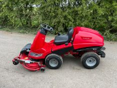 WESTWOOD W15 RIDE ON MOWER, RUNS DRIVES AND CUTS, ELECTRIC DECK HEIGHT ADJUSTER *NO VAT*