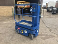 ACCESS PLATFORM / MAN LIFT, SHOWING 797 HOURS *PLUS VAT*