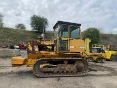 REAR TRACK MARSHALL 135 DOZER DROT, 584 RECORDED HOURS, REAR ARMS WITH 3 POINT LINKAGE *PLUS VAT*