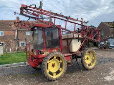 FRAZIER AGRIBUGGY 3D 4WD CROP SPRAYER, IN WORKING CONDITION *PLUS VAT*