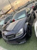 2009 MERCEDES C63 AMG BLACK EDITION, 64,000KM *PLUS VAT*