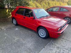 1992 LANCIA DELTA EVO 1 HF INTEGRALE, 51,000 MILES, FULL HISTORY, PETROL ENGINE *PLUS VAT*
