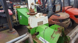 GREENMECH CHIPMASTER 150 SERIES, MODEL: CM152 TMP *PLUS VAT*