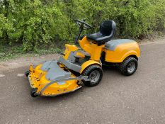 STIGA PARK COMFORT RIDE ON MOWER, RUNS DRIVES AND CUTS, 110CM DECK, HYDROSTATIC *NO VAT*
