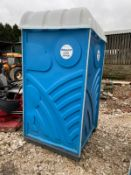 PORTALOO TOILET BLOCK *PLUS VAT*