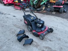 """TORO TIMEMASTER 30"""" MOWER, BOUGHT NEW IN 2017, SELF PROPELLED, RUNS DRIVES AND CUTS *NO VAT*"""