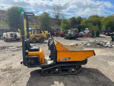 Winbull WB07B Tracked Dumper, Runs Drives And Tips, Roll Bar, Showing A Low 163 Hours *PLUS VAT*