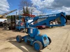 2001 NIFTYLIFT HR12 CHERRY PICKER, SHOWING 175 HOURS, DIESEL AND BATTERY OPERATED *PLUS VAT*