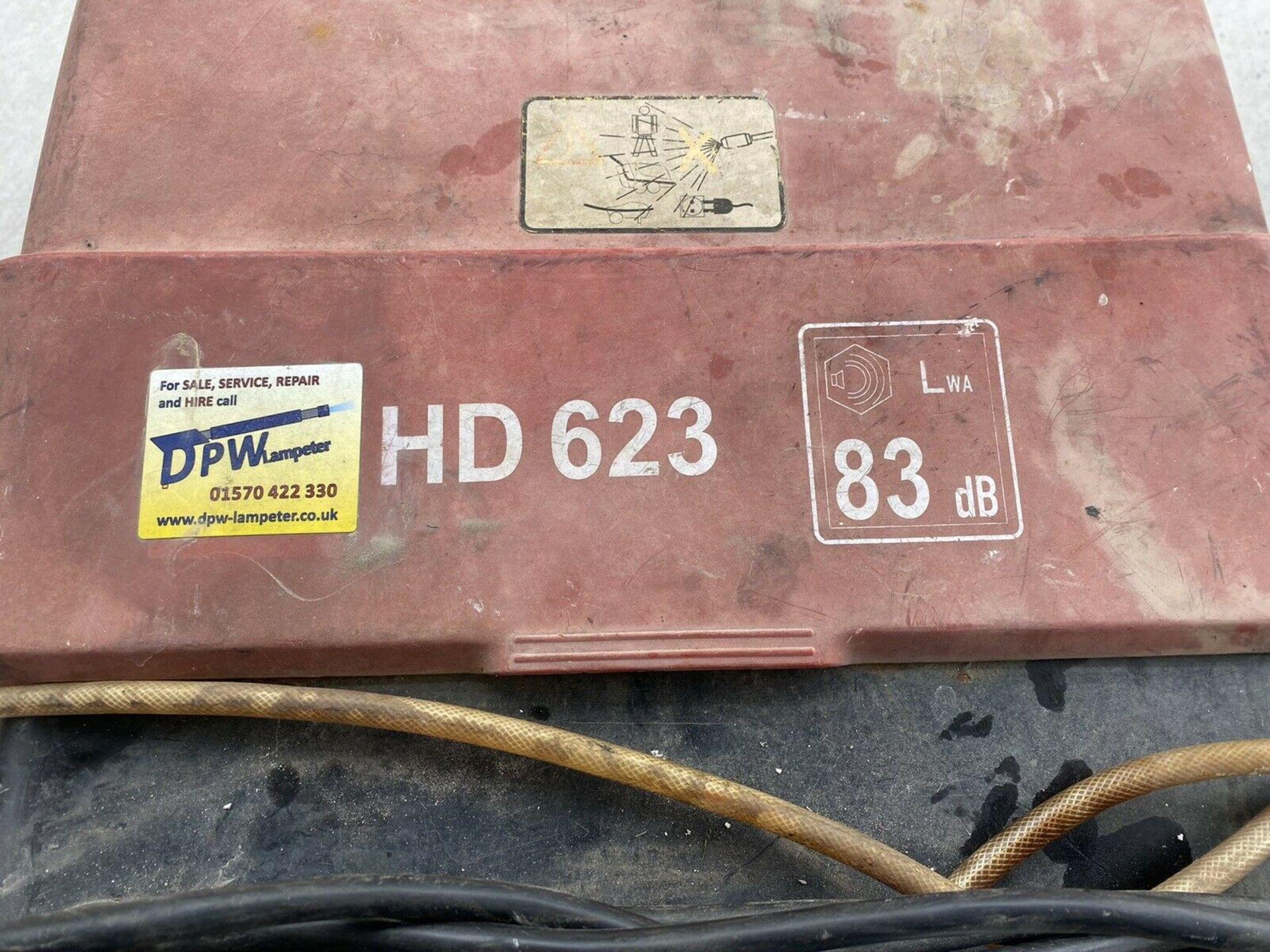 EHRLE HD623 STANDARD HOT WATER PRESSURE WASHER *NO VAT* - Image 5 of 6